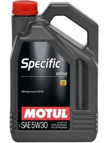 MOTUL Specific MB 229.52 5W30