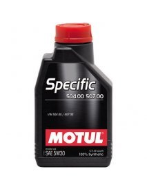 Масло MOTUL Specific VW 5W30