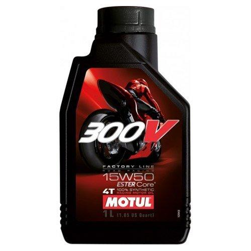 MOTUL 300V FACTORY LINE 4T 15W50