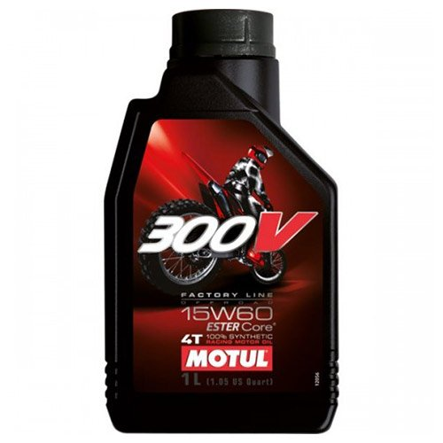 Масло MOTUL 300V Factory Line Offroad 15W60