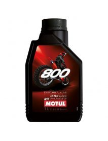 Масло MOTUL 800 2T Factory Line OFFROAD