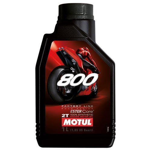 Масло MOTUL 800 2T Factory Line ROAD RACING