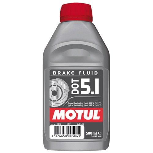 Спирачна течност MOTUL DOT 5.1