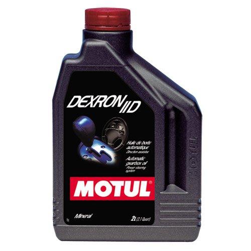 Трансмисионно масло MOTUL DEXRON IID