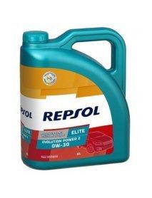 Масло Repsol ELITE EVOLUTION POWER 2 0W30