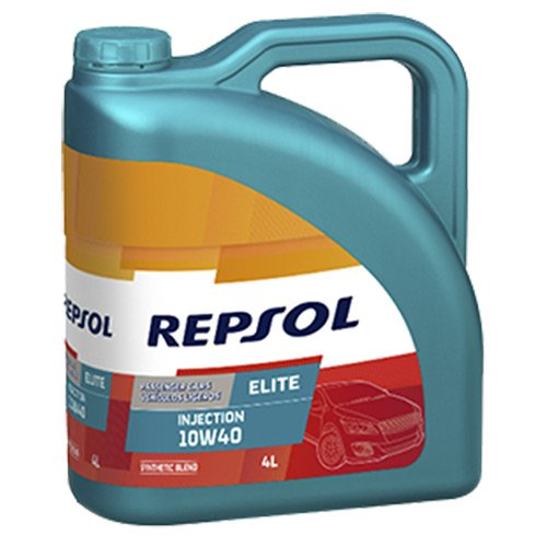 Масло Repsol ELITE INJECTION 10W40