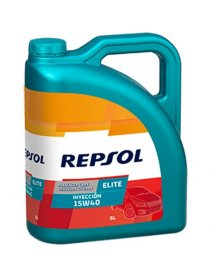 Repsol ELITE INYECCION 15W40