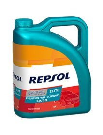 Repsol ELITE EVOLUTION FUEL ECONOMY 5W30