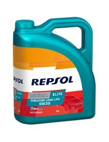 Repsol ELITE EVOLUTION LONGLIFE 5W30
