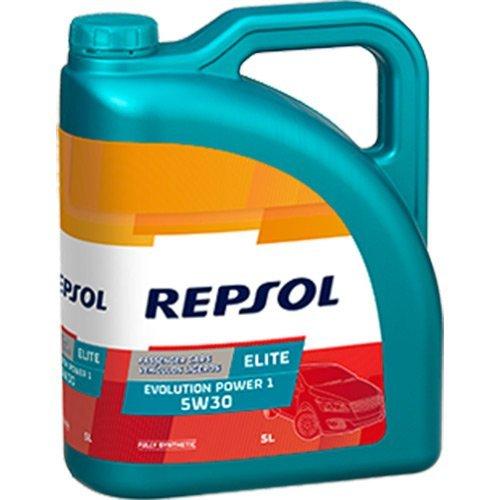 Масло Repsol ELITE EVOLUTION POWER 1 5W30