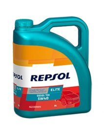 Масло Repsol ELITE 50501 TDI 5W40