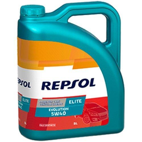 Масло Repsol ELITE EVOLUTION 5W40