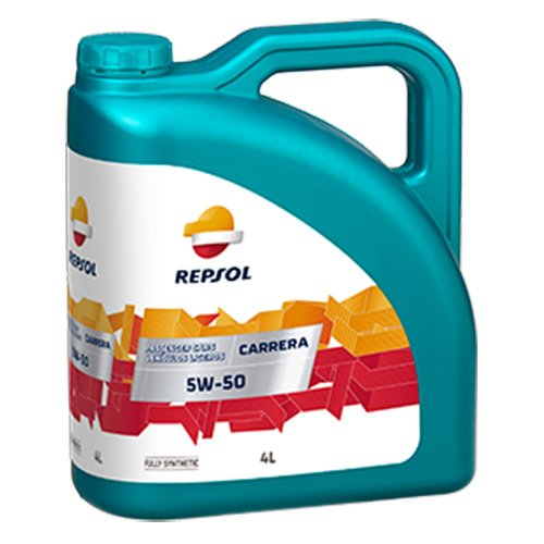 Масло Repsol CARRERA 5W50