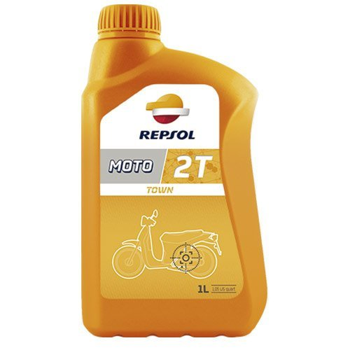 Масло Repsol MOTO TOWN 2T