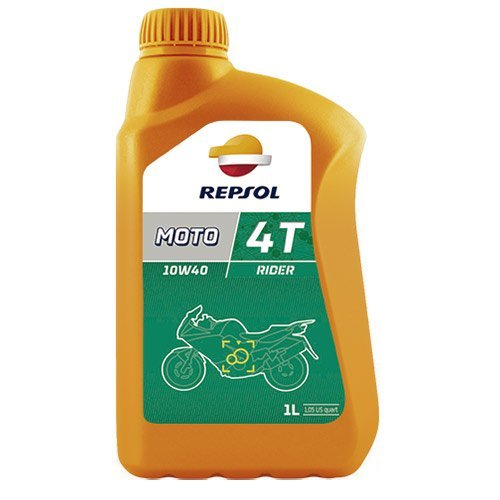 Масло Repsol MOTO RIDER 4T 10W40