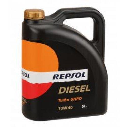 Масло за тежкотоварни автомобили REPSOL TURBO UHPD 10W40 RP037N