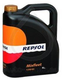 REPSOL MIXFLEET 15W40 RP040Y