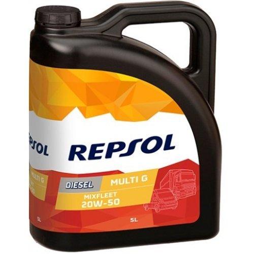 REPSOL MIXFLEET 20W50 RP039Q