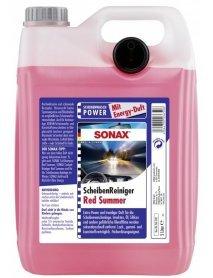 Течност за стъклочистачки и фарове SONAX Red Summer